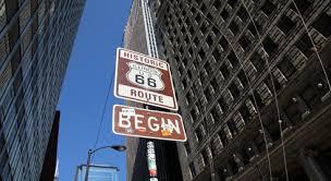 Jour 1 Route 66